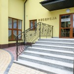 Hotel Chańcza Recepcja